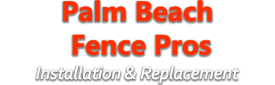palmbeachfencepros-We do Residential & Commercial Fence Installation, Fencing Repairs and Replacements, Fence Designs, Gate Installations, Pool Fencing, Balcony Railings, Privacy Fences, PVC Fences, Wood Pergola, Aluminum and Chain link, and more